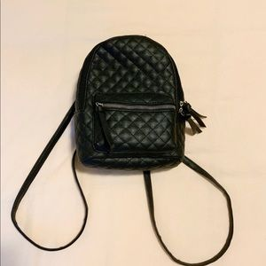 Mini Backpack Purse